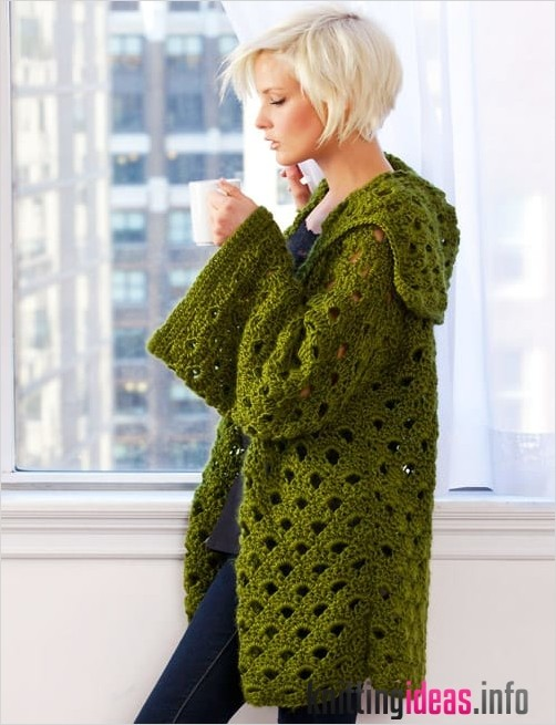 8fb719b36e9e 20 Free Crochet Sweater Patterns Perfect for Chilly Days - Ideal Me ...