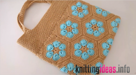 best-step-by-step-tutorial-to-crochet-a-bag-with-hexagons-with-video-443x247