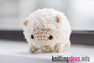 PATTERN: Sheep Amigurumi lamb Crochet tutorial with photos | Etsy | 203x303