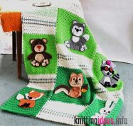 forest-friends-baby-blanket-e28b86-passionatecrafter-187x178