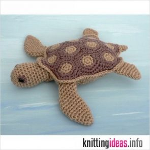 Turtle Toy Free Crochet Pattern By Yarnspirations On Ravelry ... | 295x295