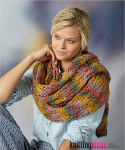 free-knitting-pattern-for-a-rendezvous-knit-lace-shawl-245x293