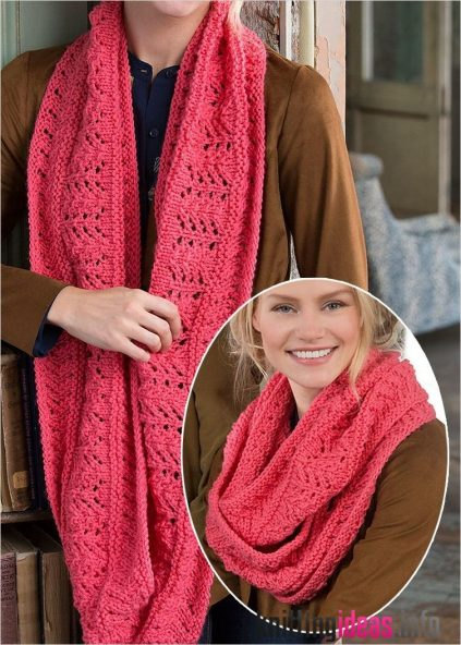 free-knitting-pattern-for-easy-covet-this-lacy-cowl-easy-lace-1-423x592