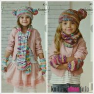knitting-pattern-girls-easy-knit-scarf-cowl-mitts-and-hat-chunky-kc-193x193