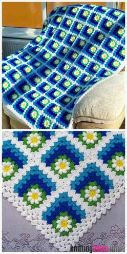 mitered-daisy-granny-blanket-free-pattern-your-crochet-248x495