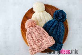 one-hour-free-crochet-hat-pattern-for-beginners-video-tutorial-1-347x232