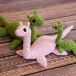 Crochet-Nessie-Monster-Amigurumi-Free-Patterns-11-150x150