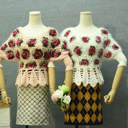 Autumn-Rose-and-Flower-Patterns-Crochet-Sweater-15-254x254