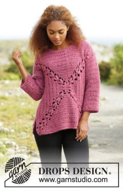 Autumn-Rose-and-Flower-Patterns-Crochet-Sweater-19-249x386
