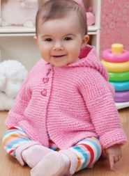 Baby-Hooded-Sweater-Knitting-Pattern-21-185x253