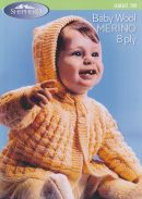 Baby-Hooded-Sweater-Knitting-Pattern-5-130x183