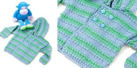 Baby-Hooded-Sweater-Knitting-Pattern-9-448x223