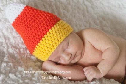 Best-10-Baby-Candy-Corn-Hat-Knitting-Pattern-Easy-14-423x282