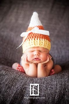 Best-10-Baby-Candy-Corn-Hat-Knitting-Pattern-Easy-15