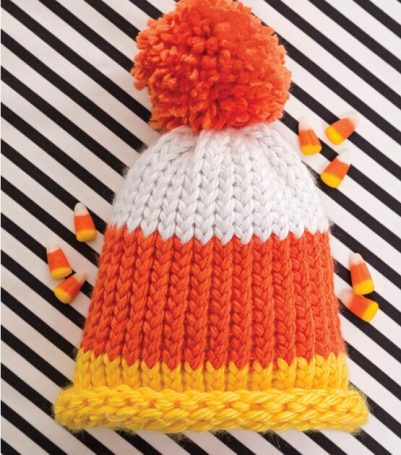 Best-10-Baby-Candy-Corn-Hat-Knitting-Pattern-Easy-5-401x455