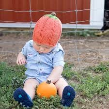 Best-Baby-Pumpkin-Hat-Knitting-Pattern-Easy-Adorable-19