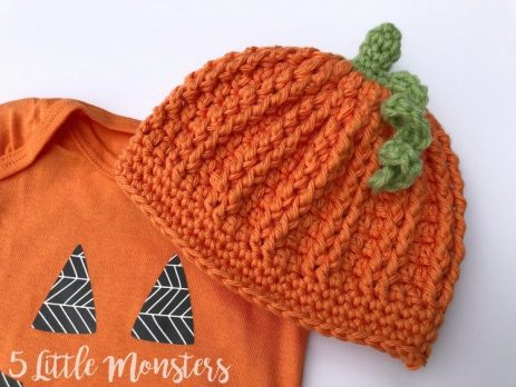 Best-Baby-Pumpkin-Hat-Knitting-Pattern-Easy-Adorable-5-463x348