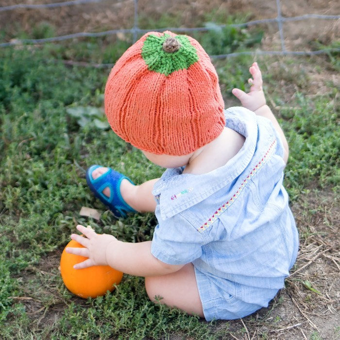 Best-Baby-Pumpkin-Hat-Knitting-Pattern-Easy-Adorable-6
