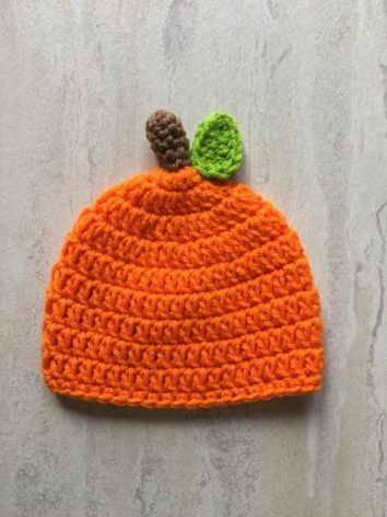 Best-Baby-Pumpkin-Hat-Knitting-Pattern-Easy-Adorable-9-354x472