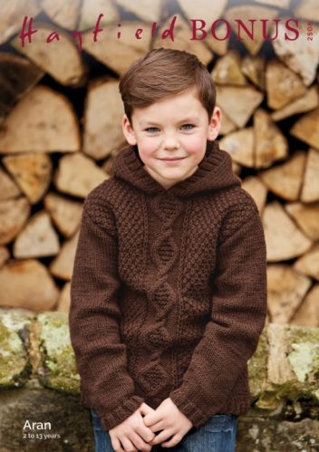 Childs-Hooded-Sweater-Knitting-Pattern-10-352x499