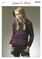 Childs-Hooded-Sweater-Knitting-Pattern-15-169x237