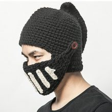 Best-10-Hand-Knit-Knight-Helmet-Hat-with-Removable-Mask-6-219x219