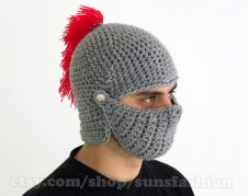 Best-10-Hand-Knit-Knight-Helmet-Hat-with-Removable-Mask-8-226x179