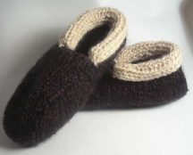 Origami-Slippers-Knitting-Pattern-4-216x174