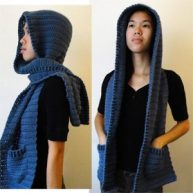Best-20Knitted-Hooded-Scarf-Pattern-1-193x193