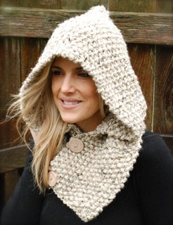 Best-20Knitted-Hooded-Scarf-Pattern-15