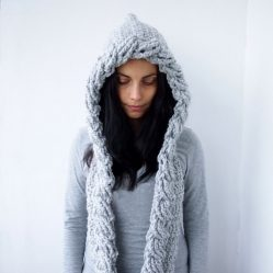 Best-20Knitted-Hooded-Scarf-Pattern-18-249x249