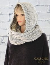 Best-20Knitted-Hooded-Scarf-Pattern-8-176x230