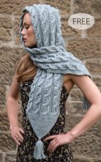 Best-20Knitted-Hooded-Scarf-Pattern-9-144x230