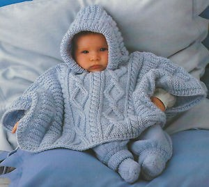 Best-25-Baby-Poncho-Knitting-Pattern-1