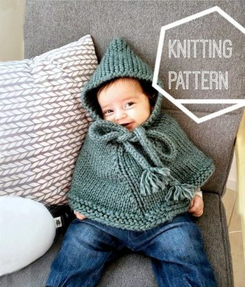 Best-25-Baby-Poncho-Knitting-Pattern-21-355x415