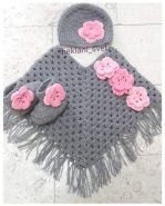 Best-25-Baby-Poncho-Knitting-Pattern-8-149x185
