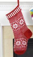 Best-25-Knitted-Patterns-for-Christmas-Stockings-27-107x185