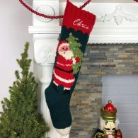 Best-25-Knitted-Patterns-for-Christmas-Stockings-3-195x195