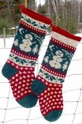 Best-25-Knitted-Patterns-for-Christmas-Stockings-8-120x181