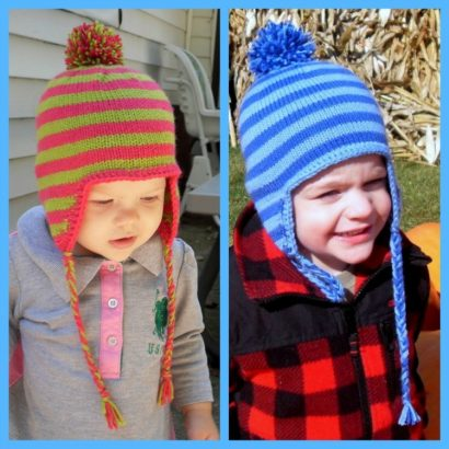 Lovely-20-Earflap-Hat-Knitting-Patterns-for-childs-23-410x410