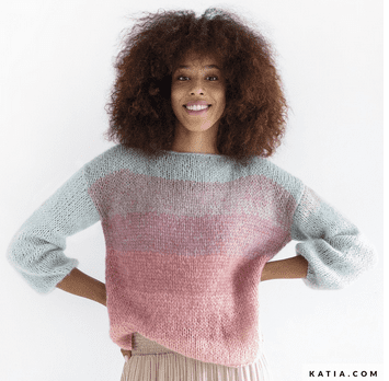 Colorful-sweater