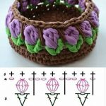 Crochet-Basket-Weave-Patterns-Like-Tartlets-2-150x150
