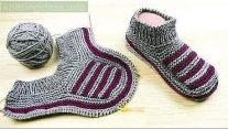 Do-it-Yourself-Knitted-Slippers-Free-Pattern-3-207x117