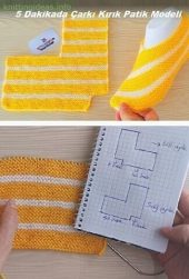 Do-it-Yourself-Knitted-Slippers-Free-Pattern-7-170x251