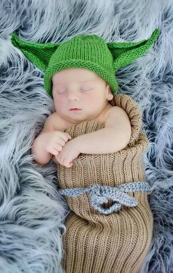 Little-Yoda-Baby-Bunting-and-Hat
