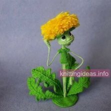New-Free-Sunflower-Amigurumi-Crochet-Patterns-7-222x222