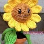 New-Free-Sunflower-Amigurumi-Crochet-Patterns-8-150x150