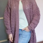 Openwork-Long-Cardigan-Knitting-Pattern-lilac-purple-2-150x150